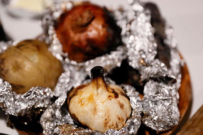 農園野菜のホイル焼き(イメージ)