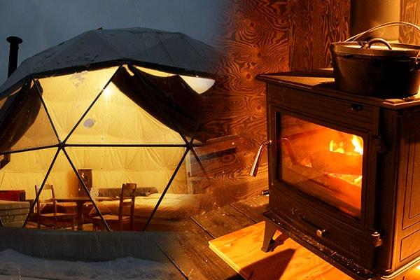 冬キャンプ/冬グランピング